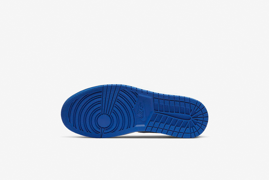 Nike SB × Air Jordan 1 Low QS: скрытая асимметрия