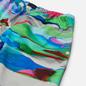 Мужские шорты MSGM Melting Colors Print Grey фото - 2