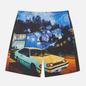 Мужские шорты MSGM x Seth Armstrong Capsule Print 1 Multicolor фото - 0