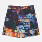 Мужские шорты MSGM x Seth Armstrong Capsule Print 2 Multicolor фото - 0