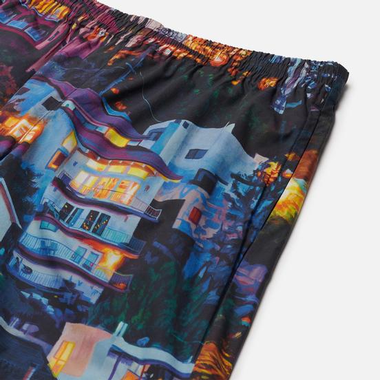 Мужские шорты MSGM x Seth Armstrong Capsule Print 2 Multicolor