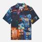 Мужская рубашка MSGM x Seth Armstrong Capsule Print 2 Multicolor фото - 0