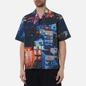 Мужская рубашка MSGM x Seth Armstrong Capsule Print 2 Multicolor фото - 2