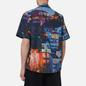 Мужская рубашка MSGM x Seth Armstrong Capsule Print 2 Multicolor фото - 3