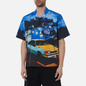 Мужская рубашка MSGM x Seth Armstrong Capsule Print 1 Multicolor фото - 2