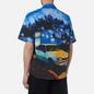 Мужская рубашка MSGM x Seth Armstrong Capsule Print 1 Multicolor фото - 3