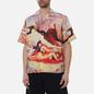 Мужская рубашка MSGM x Seth Armstrong Capsule Print 3 Beige фото - 2