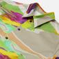 Мужская рубашка MSGM Melting Colors Print Beige фото - 1