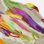 Мужская рубашка MSGM Melting Colors Print Beige фото - 2