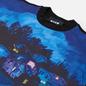 Мужская футболка MSGM x Seth Armstrong Capsule Print 1 Black фото - 1
