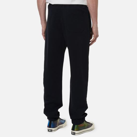 Мужские брюки MSGM Essentials Black