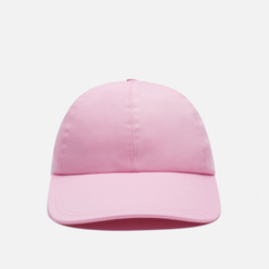 Кепка MSGM Micrologo Back Pink
