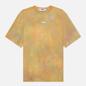 Женская футболка MSGM Tie Dye Multicolor фото - 0