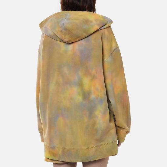 Женская толстовка MSGM Tie Dye Hoodie Multicolor
