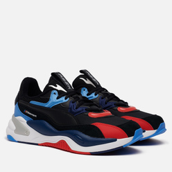 Мужские кроссовки Puma x BMW M Motorsport RS-2K Black/Marina/High Risk Red
