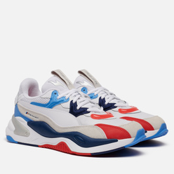 Мужские кроссовки Puma x BMW M Motorsport RS-2K White/Marina/High Risk Red