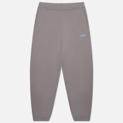 Мужские брюки MSGM Micrologo Seasonal Grey/Blue