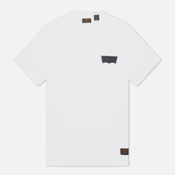 Мужская футболка Levi's Skateboarding Graphic LSC Core White