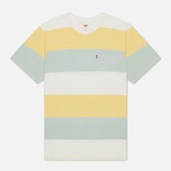 Мужская футболка Levi's Sunset Pocket Relaxed Dusky Citron