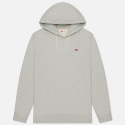 Мужская толстовка Levi's New Original Hoodie Eco Grey Heather