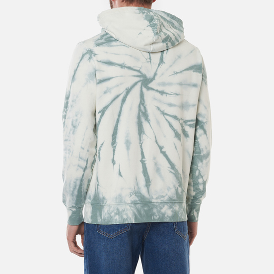 Мужская толстовка Levi's New Original Hoodie Iris Tie-Dye Blue Surf