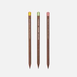 Набор карандашей Caran d'Ache x Nespresso Swiss Wood Brown