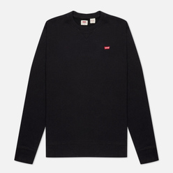 Мужская толстовка Levi's New Original Crew Mineral Black
