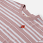 Мужская футболка Levi's Stay Loose Backyard Stripe Keepsake Lilac/Purple фото - 1