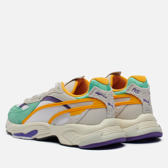 Кроссовки Puma RS-Connect Drip Biscay Green/White