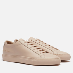 Женские кеды Common Projects Original Achilles Low Nude