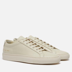Женские кеды Common Projects Original Achilles Low Off White