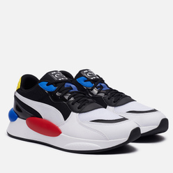 Кроссовки Puma RS 9.8 Fresh White/Black/Palace Blue