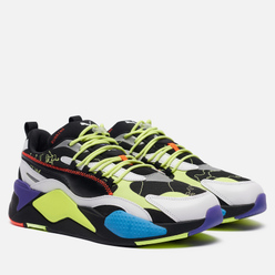 Мужские кроссовки Puma x Central Saint Martins RS-X3 Day Zero Black/White