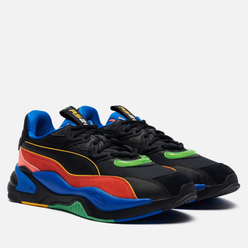 Кроссовки Puma RS-2K Messaging Black/Nrgy Peach