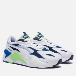 Мужские кроссовки Puma RS-X3 Millenium White/Peacoat