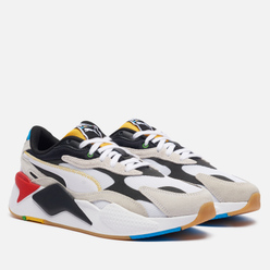 Кроссовки Puma RS-X3 WH The Unity Collection White/Black