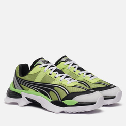 Кроссовки Puma Nitefox Spacey Sharp Green/Elektro Green