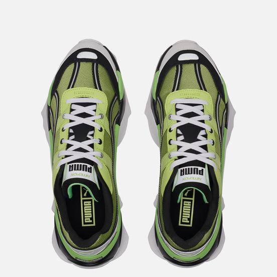 Кроссовки Puma Nitefox Spacey Sharp Green/Elektro Green