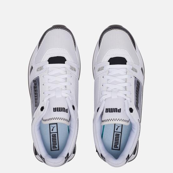 Женские кроссовки Puma Mile Rider Sunny Gataway White/Black