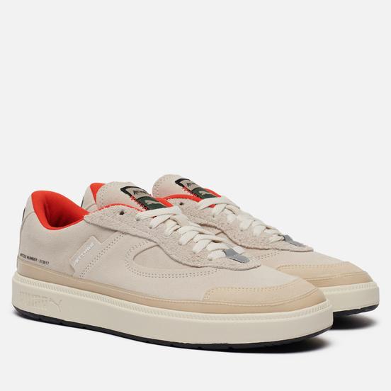 Мужские кроссовки Puma x Attempt Oslo Pro Safari/White