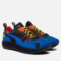 Мужские кроссовки Puma Calibrate Restored Lapis Blue/Fizzy Yellow