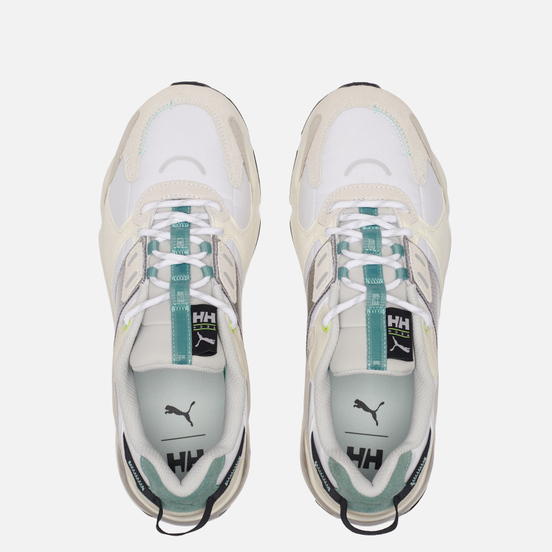 Мужские кроссовки Puma x Helly Hansen LQD Cell Extol Glacier Gray/Whisper White