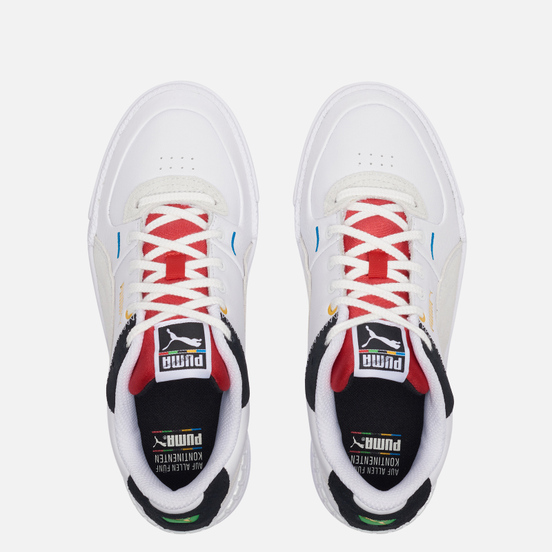 Женские кроссовки Puma Cali Sport WH The Unity Collection White/Black