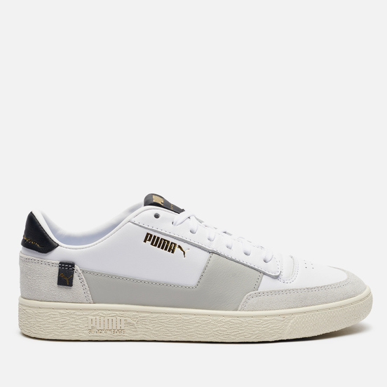 Мужские кроссовки Puma Ralph Sampson Mc White/Gray Violet/Whisper White