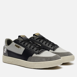 Мужские кроссовки Puma Ralph Sampson Mc Gray Violet/Black/Whisper White