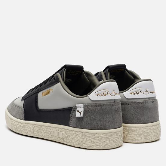Мужские кроссовки Puma Ralph Sampson Mc Gray Violet/Black/Whisper White