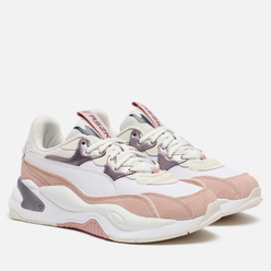 Женские кроссовки Puma RS-2K Soft Metal Vaporous Gray/Mist Rose