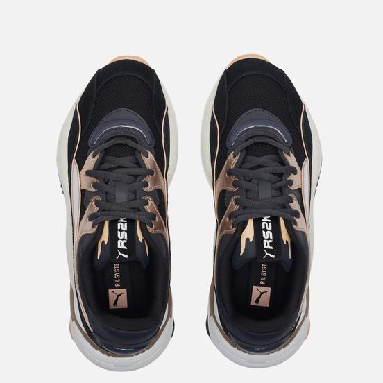 Женские кроссовки Puma RS-2K Soft Metal Black/Ebony
