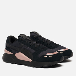 Женские кроссовки Puma RS 2.0 Mono Metal Puma Black/Rose Gold