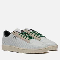 Мужские кроссовки Puma x Michael Lau Ralph Sampson 70 Low White/Amazon Green